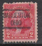 USA Precancel Vorausentwertung Preo, Locals Ohio, Barberton 513 - Vereinigte Staaten