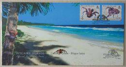 Pitcairn Islands 2008. Coconut Crabs. FDC - Pitcairn