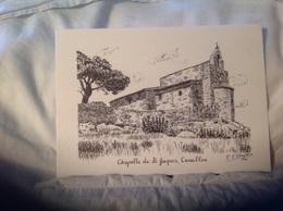 Cavaillon Chapelle St Jacques Gérald Clayton - Cavaillon