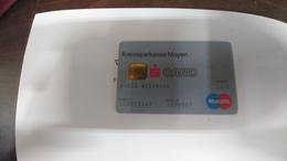 Germany-credict Card-(514)-(4055327-1201)-used Card+1 Card Prepiad Free - Geldkarten (Ablauf Min. 10 Jahre)
