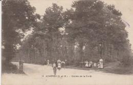 78 - ACHERES - Entrée De La Forêt - Acheres