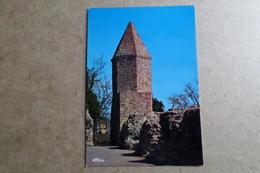 FREJUS - Les Remparts De L'ancien Port Et La Tour D'Auguste ( 83 Var ) - Frejus