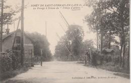 """78 - ACHERES - Le Passage à Niveau """"Village D' Achères"""" - Acheres"""
