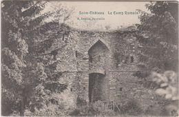 Belgique Salm-chateau Le Camp Romain - Autres