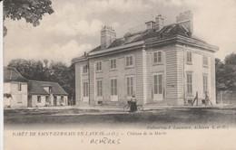 78 - ACHERES - Château De La Muette - Acheres