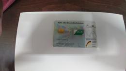 Germany-credict Card-(519)-(136954423-1207)-used Card+1 Card Prepiad Free - Geldkarten (Ablauf Min. 10 Jahre)