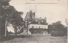 78 - ACHERES - Château De Picquenard (Façade Ouest) - Acheres