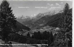 AK 0842  Blick Von Der Katschbergstrasse Ins Zederhaustal ( Lungau ) - Verlag Ledermann Um 1962 - St. Michael Im Lungau