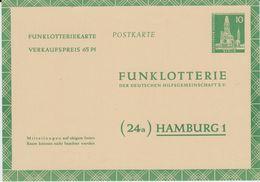 Berlin (West) Ganzsache FP 5 Ungebraucht Ca 1957 - Berlin (West)
