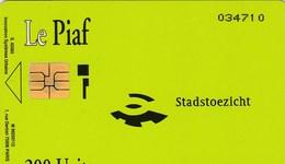 CARTE DE STATIONNEMENT PIAF.. AMSTERDAM.. 200 UNITES - France
