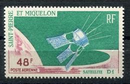 RC 7010 ST PIERRE DE MIQUELON SMP PA 35  - SATELLITE D1 COTE 11,20€ NEUF ** - TB - Airmail