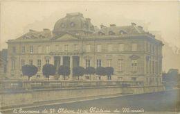 SAINT CHERON - Château Du Marais (carte Photo). - Saint Cheron