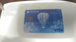 Russia-credict Card-(522)-(0990-526)-used Card+1 Card Prepiad Free - Geldkarten (Ablauf Min. 10 Jahre)