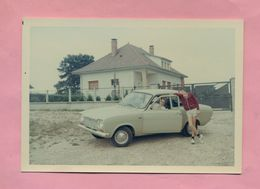 PHOTOGRAPHIE - PHOTO - FORD  ESCORT  - - Automobiles