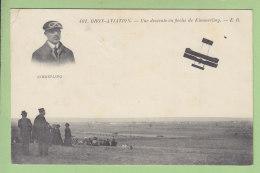 Bron Aviation : Une Descente En Flèche De KIMMERLING. 2 Scans. Edition E R - Aviatori