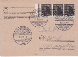 Frankfurt , 1948, Mi 943,( 18003/124) - Zone Anglo-Américaine