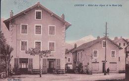 France 74, Chedde, Hôtel Des Alpes (2) - France