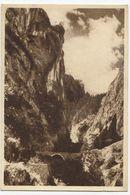 The Bicaz Gorges - The Bridge - Romania