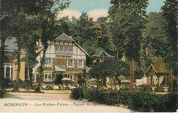 92 : Robinson - Les Roches Palace  Lot De 12 Cartes - France