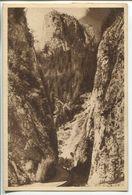 The Bicaz Gorges - The Narrow Pass - Romania