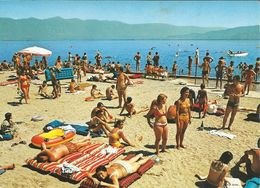 Plage, Beach. Dojran - Macedonia - Macédoine