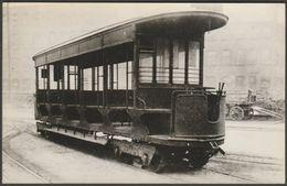 Birmingham Tramways Car No 119 - Photograph - Photographs