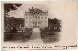 Vantoux : Le Château (Editeur Louis Venot, Dijon, LV N°123) - France