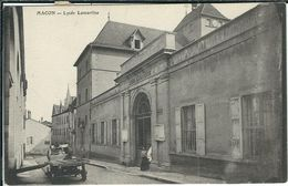 Saone Et Loire : Macon, Lycée Lamartine - Macon
