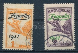 O 1931  Zeppelin Sor (24.000) - Stamps