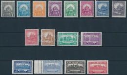 ** 1926 Pengő-fillér I. A Sor (25.000) (ráncok / Creases) - Stamps