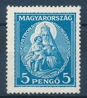 (*) 1932 Nagy Madonna 5P (** 20.000) - Stamps