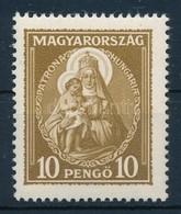 ** 1932 Nagy Madonna 10P Luxus Darab (25.000) - Stamps