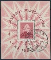 O 1934 LEHE Blokk - Stamps