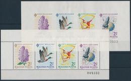 ** 1964 Monográfia Kisívpár, A 2 Utolsó Számjegy Azonos, Mindkettő 3,5 Mm-es Sorszám (18.000) - Stamps