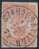 O 1871 Könyvnyomású Hírlapbélyeg 'SZABADBATTYÁN' - Stamps
