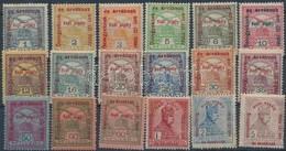** * 1915 Hadisegély (II.) Sor (rozsdafoltok) (12.000) - Stamps