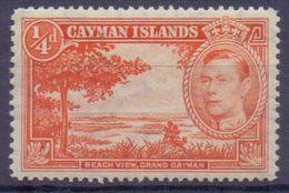 CAIMAN ISLANDS :1938-47 : Y.104,111 Dentelled/avec Faible Trace De Charnière/lightly Hinged - Iles Caïmans