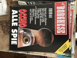 IL BORGHESE OCCHIO ALLE SPIE - Libri, Riviste, Fumetti