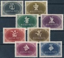 ** 1945 Szakszervezet (I.) Sor (12.000) - Stamps