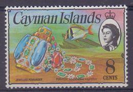 CAIMAN ISLANDS :1975 : Y.352 Dentelled/neuf/MNH : BIJOUX,JEWELS,PORKFISH, - Iles Caïmans