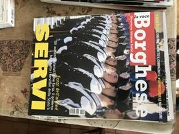 IL BORGHESE SERVI - Riviste & Giornali