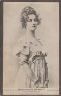 Artiste - Théâtre Français - Mademoiselle Henriot - Victime Incendie 8 Mars 1900 - Entertainers