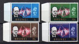 BRUNEI Timbres Neufs ** De 1966  ( Ref 4995 )   Churchill - Brunei (1984-...)