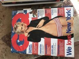 GQ WE LOVE NEW YORK - Riviste & Giornali