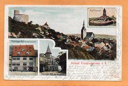 Frankenhausen I K 1908 Postcard - Bad Frankenhausen