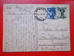 Kov 1128 - POSTCARD, CARTE POSTALE, KNITTELFELD - VRBAS, YUGOSLAVIA - 1945-60 Lettres