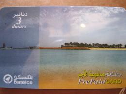 Télécarte Du Bahrein - Bahrain