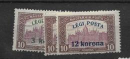 1920 MH Hungary - Ongebruikt