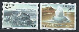 Islande YT 697-698 XX / MNH - 1944-... Republik