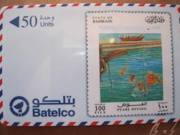 Télécarte Du Bahrein - Bahrein